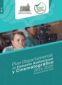 04 portada plan departamental de fomento audiovisual y cinematografico 2014 2020